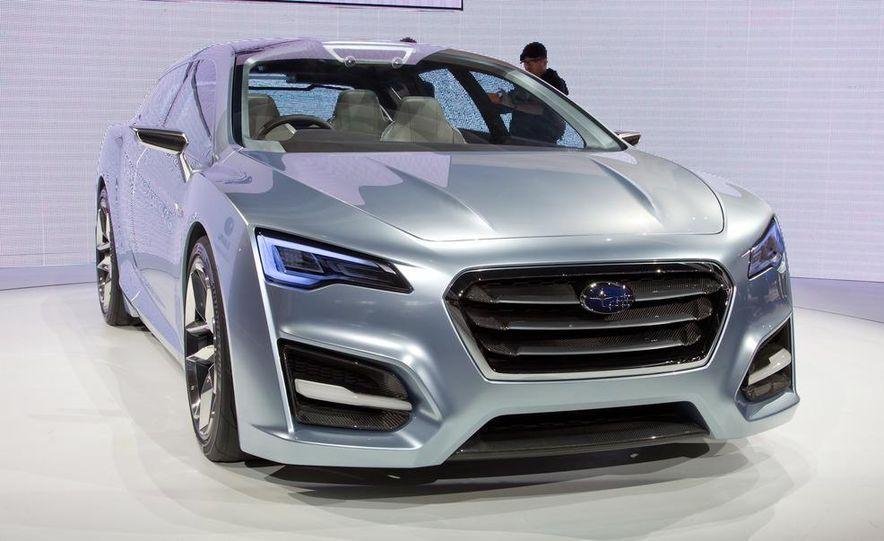 Subaru Advanced Tourer concept - Slide 19