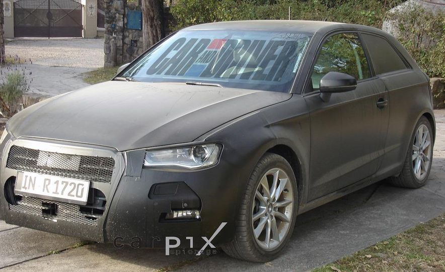 2013 Audi A3 (spy photo) - Slide 42