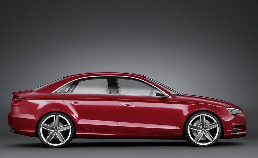 2013 Audi A3 (spy photo) - Slide 44