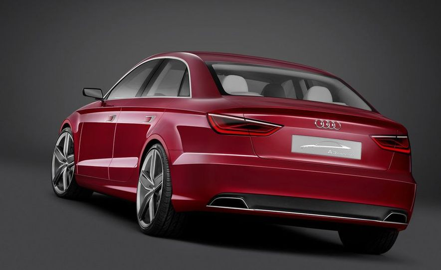 2013 Audi A3 (spy photo) - Slide 46