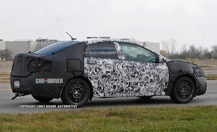 2013 Dodge small car (spy photo) - Slide 4