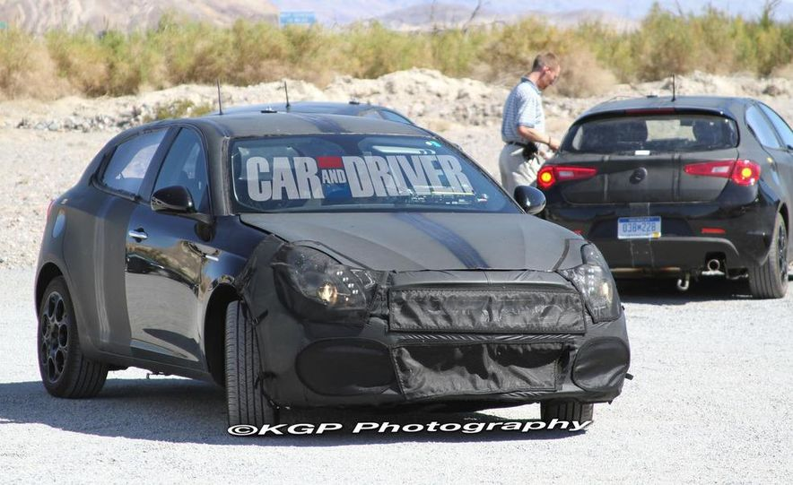 2013 Dodge small car (spy photo) - Slide 8