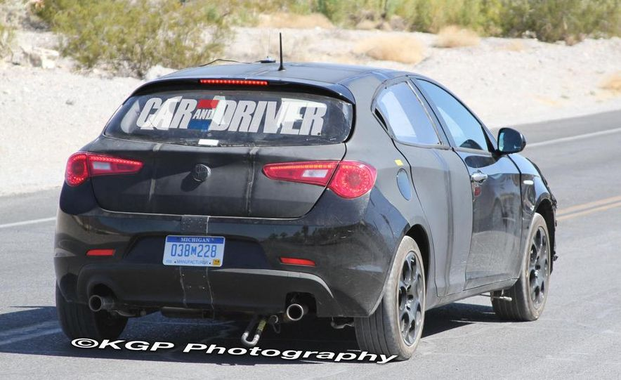 2013 Dodge small car (spy photo) - Slide 15