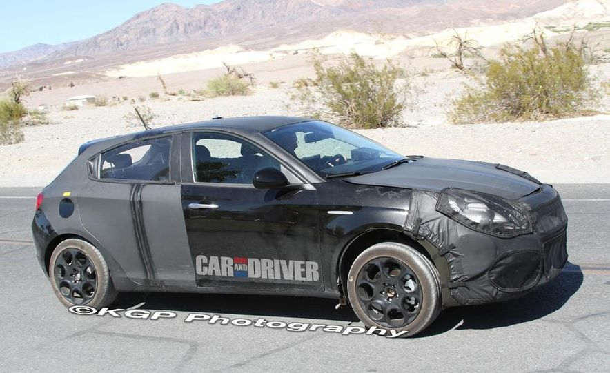 2013 Dodge small car (spy photo) - Slide 17