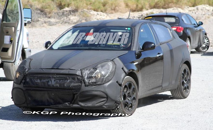 2013 Dodge small car (spy photo) - Slide 21