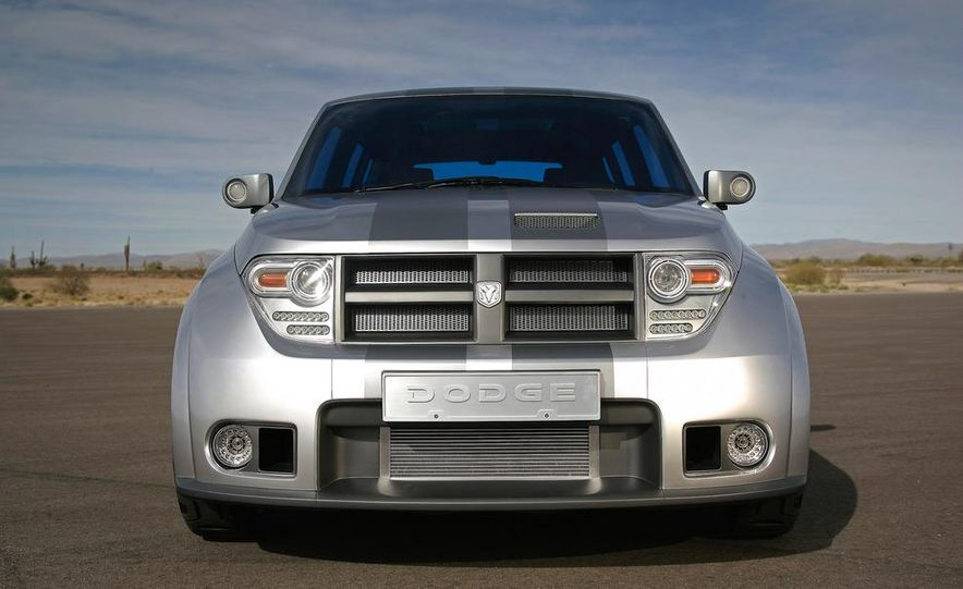 2013 Dodge small car (spy photo) - Slide 25