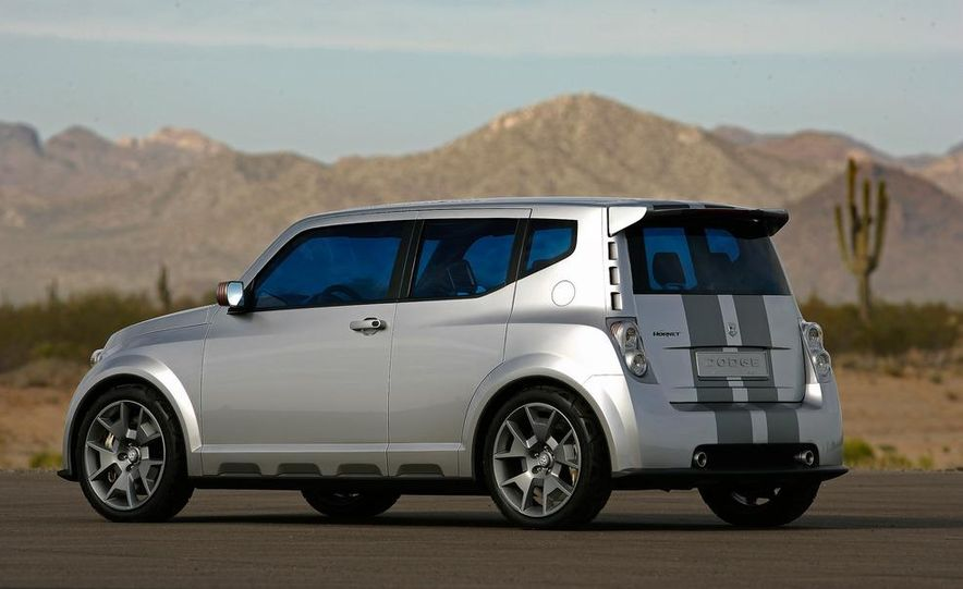 2013 Dodge small car (spy photo) - Slide 26