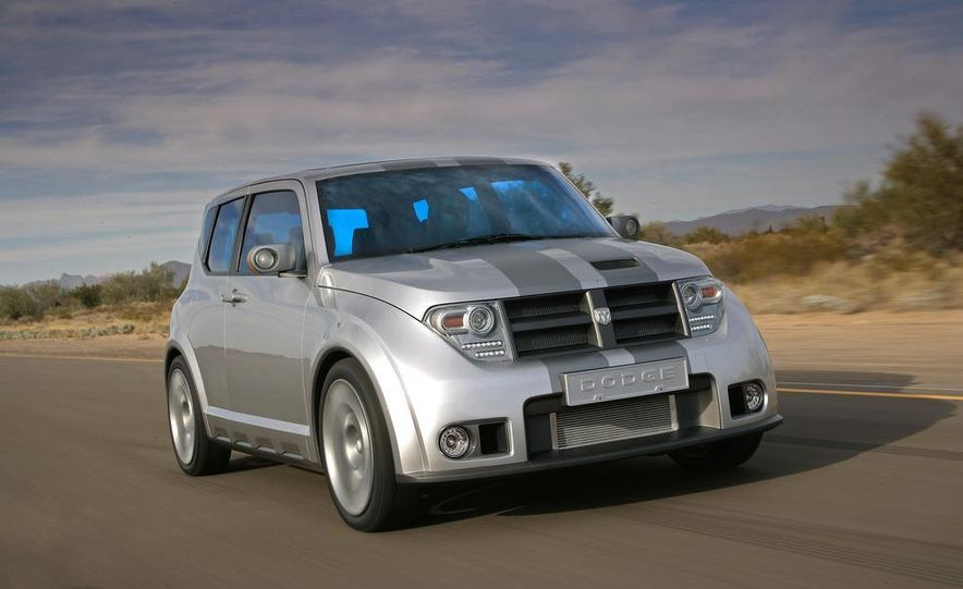 2013 Dodge small car (spy photo) - Slide 28