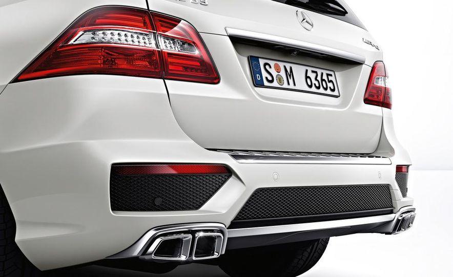 2012 Mercedes-Benz ML63 AMG - Slide 31