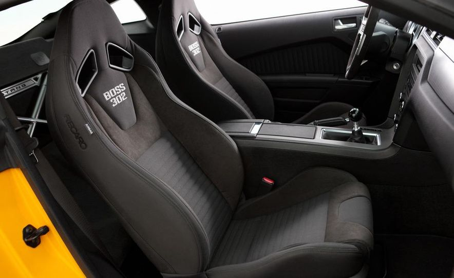 2013 Ford Mustang Shelby GT500 - Slide 39