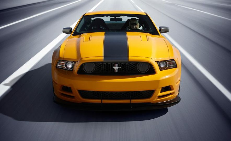 2013 Ford Mustang Shelby GT500 - Slide 35