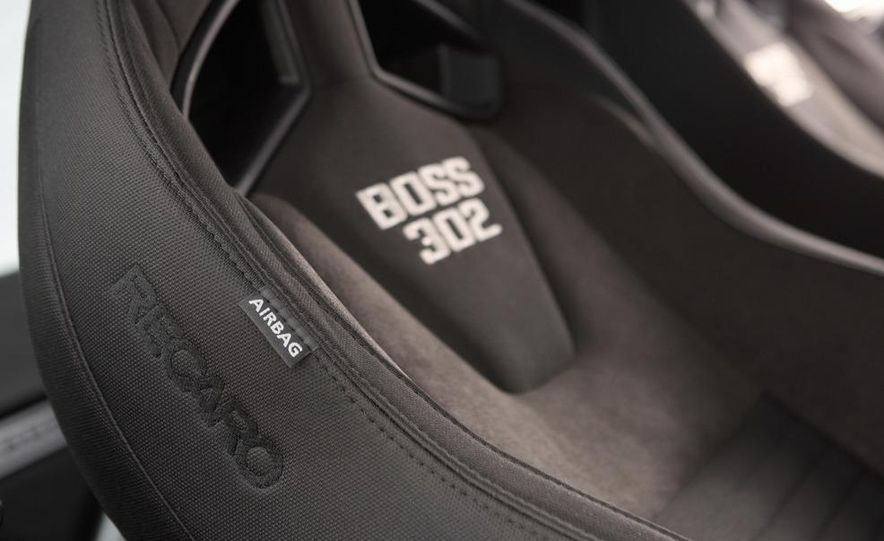 2013 Ford Mustang Shelby GT500 - Slide 40