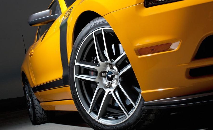 2013 Ford Mustang Shelby GT500 - Slide 36