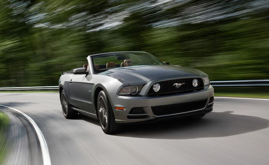 2013 Ford Mustang Shelby GT500 - Slide 42