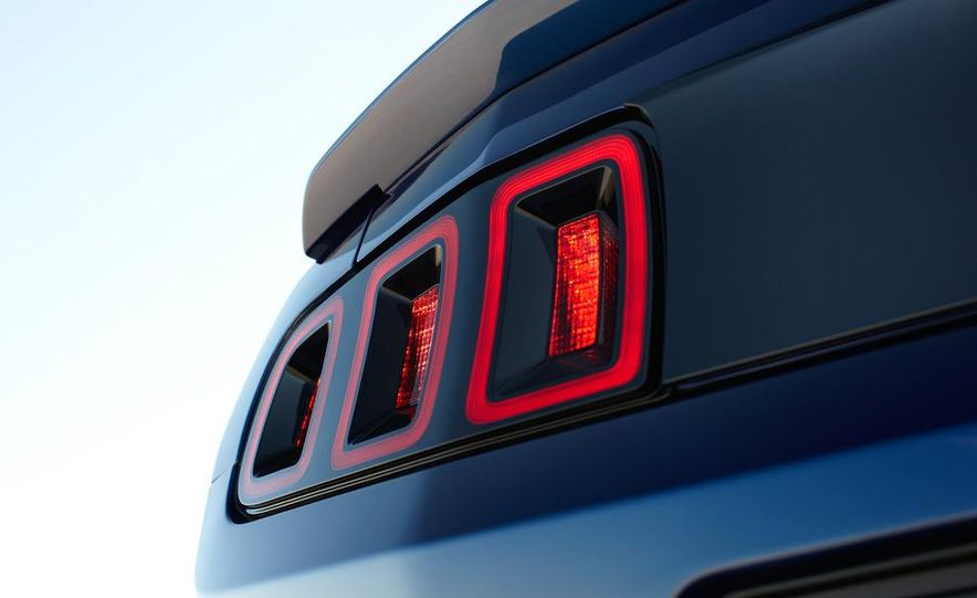 2013 Ford Mustang Shelby GT500 - Slide 62