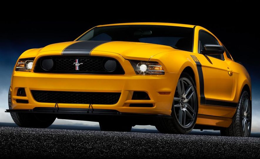 2013 Ford Mustang Shelby GT500 - Slide 32