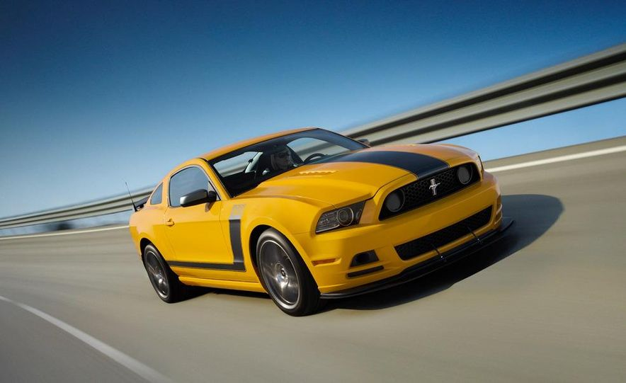 2013 Ford Mustang Shelby GT500 - Slide 34