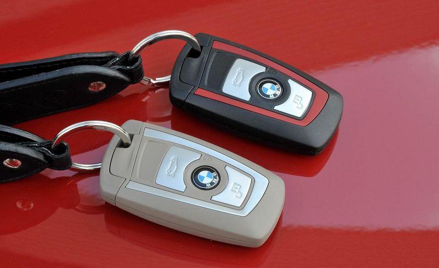 2012 BMW 320d Modern sedan, 328i Luxury sedan, and 328i Sport Line sedan - Slide 68