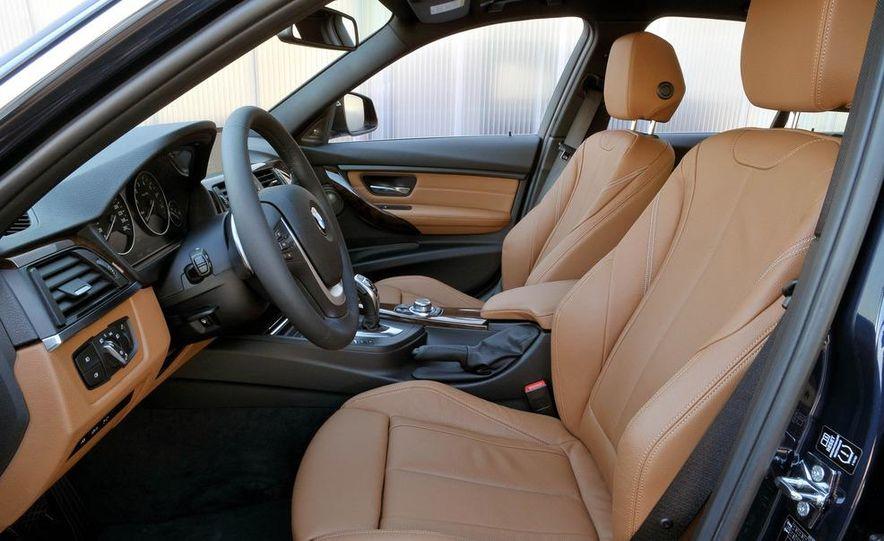 2012 BMW 320d Modern sedan, 328i Luxury sedan, and 328i Sport Line sedan - Slide 15