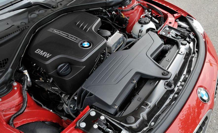 2012 BMW 320d Modern sedan, 328i Luxury sedan, and 328i Sport Line sedan - Slide 90