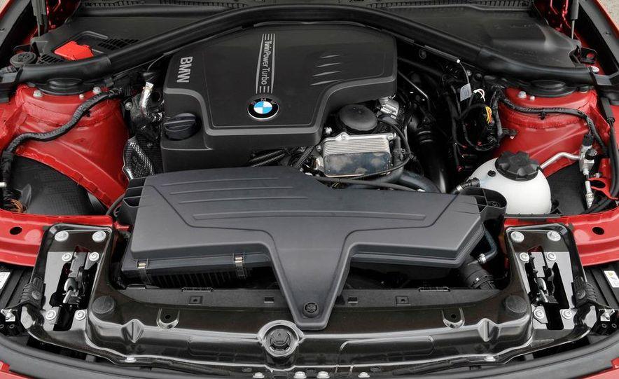 2012 BMW 320d Modern sedan, 328i Luxury sedan, and 328i Sport Line sedan - Slide 91