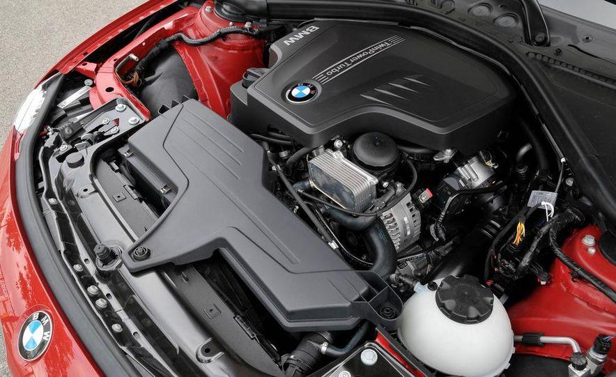 2012 BMW 320d Modern sedan, 328i Luxury sedan, and 328i Sport Line sedan - Slide 92