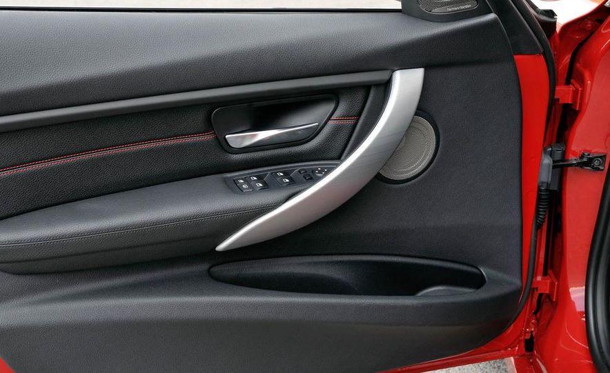 2012 BMW 320d Modern sedan, 328i Luxury sedan, and 328i Sport Line sedan - Slide 76
