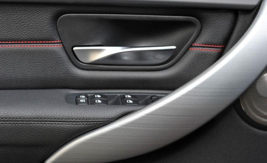 2012 BMW 320d Modern sedan, 328i Luxury sedan, and 328i Sport Line sedan - Slide 78