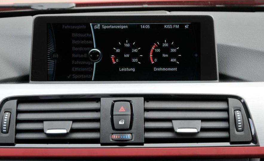 2012 BMW 320d Modern sedan, 328i Luxury sedan, and 328i Sport Line sedan - Slide 87