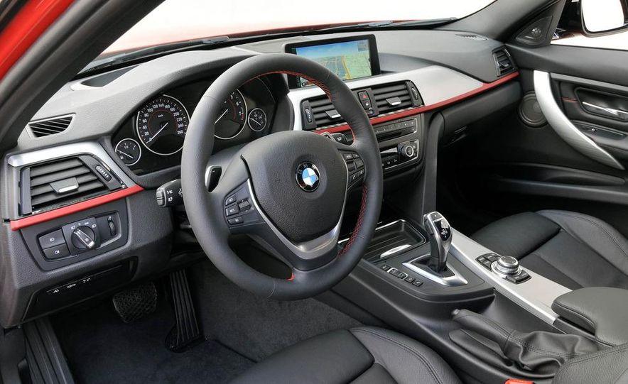 2012 BMW 320d Modern sedan, 328i Luxury sedan, and 328i Sport Line sedan - Slide 70
