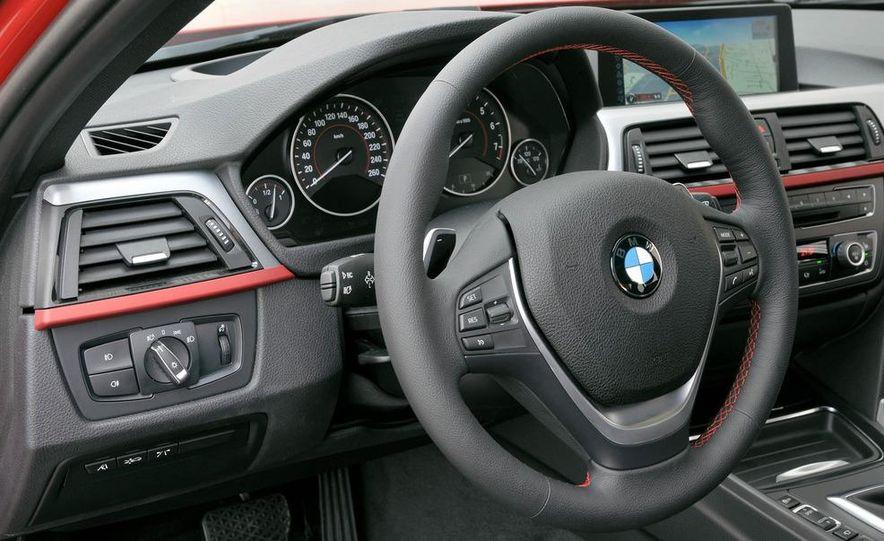 2012 BMW 320d Modern sedan, 328i Luxury sedan, and 328i Sport Line sedan - Slide 75