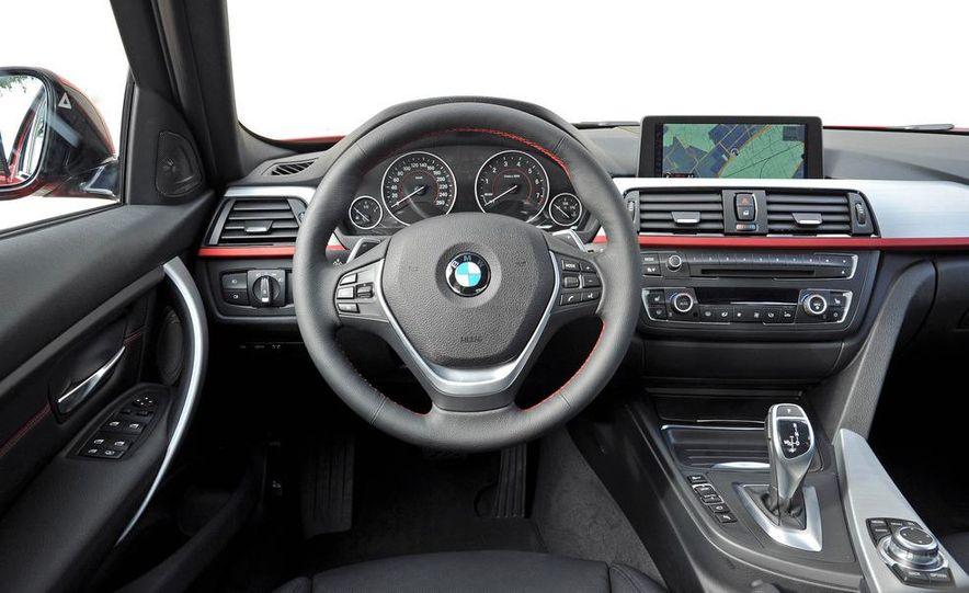 2012 BMW 320d Modern sedan, 328i Luxury sedan, and 328i Sport Line sedan - Slide 79
