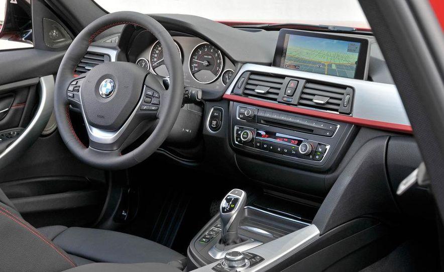 2012 BMW 320d Modern sedan, 328i Luxury sedan, and 328i Sport Line sedan - Slide 81