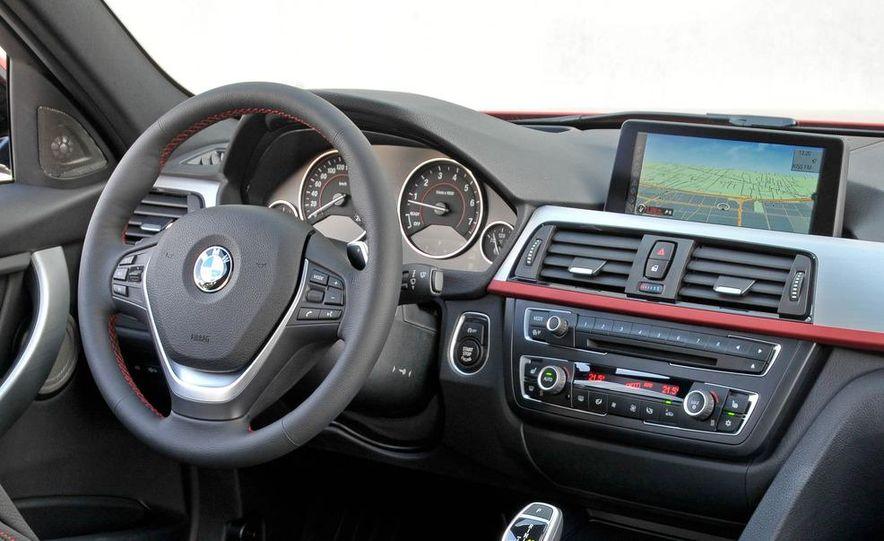 2012 BMW 320d Modern sedan, 328i Luxury sedan, and 328i Sport Line sedan - Slide 82