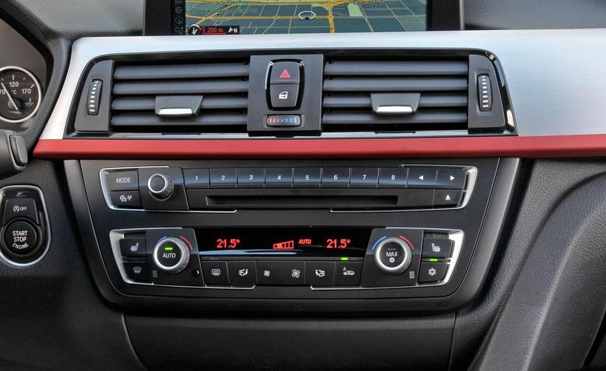2012 BMW 320d Modern sedan, 328i Luxury sedan, and 328i Sport Line sedan - Slide 86