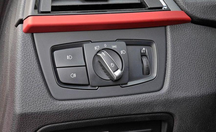 2012 BMW 320d Modern sedan, 328i Luxury sedan, and 328i Sport Line sedan - Slide 84