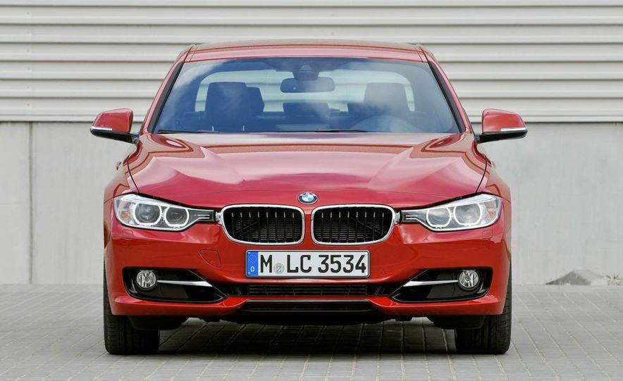 2012 BMW 320d Modern sedan, 328i Luxury sedan, and 328i Sport Line sedan - Slide 46
