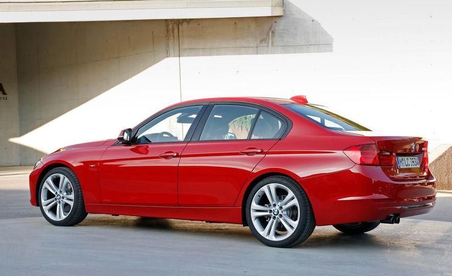 2012 BMW 320d Modern sedan, 328i Luxury sedan, and 328i Sport Line sedan - Slide 51