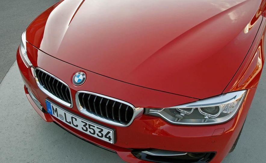 2012 BMW 320d Modern sedan, 328i Luxury sedan, and 328i Sport Line sedan - Slide 54