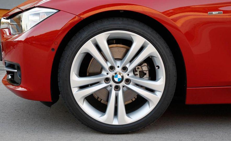 2012 BMW 320d Modern sedan, 328i Luxury sedan, and 328i Sport Line sedan - Slide 63