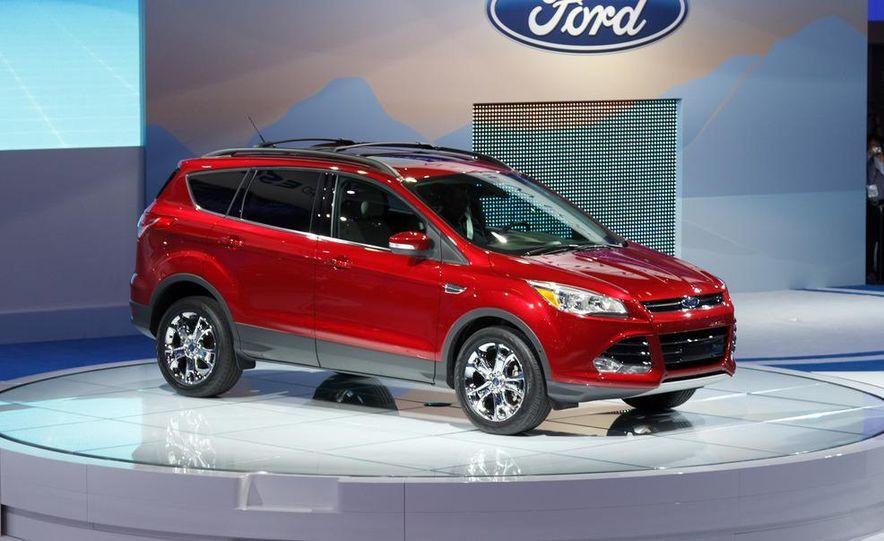 2013 Ford Escape - Slide 1