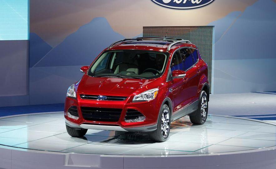 2013 Ford Escape - Slide 4