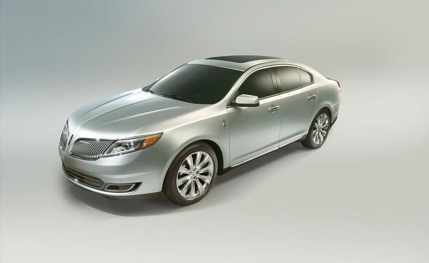 2013 Lincoln MKS EcoBoost - Slide 5