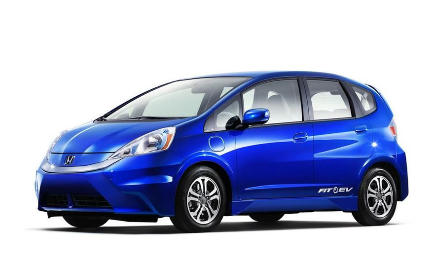 2013 Honda Fit EV - Slide 2