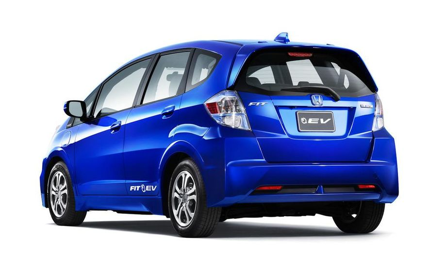 2013 Honda Fit EV - Slide 3