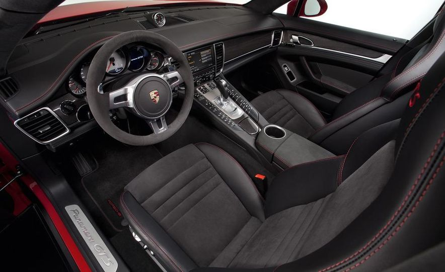 2013 Porsche Panamera GTS - Slide 26