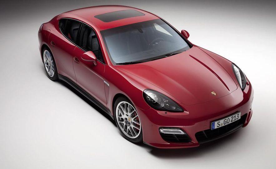 2013 Porsche Panamera GTS - Slide 18