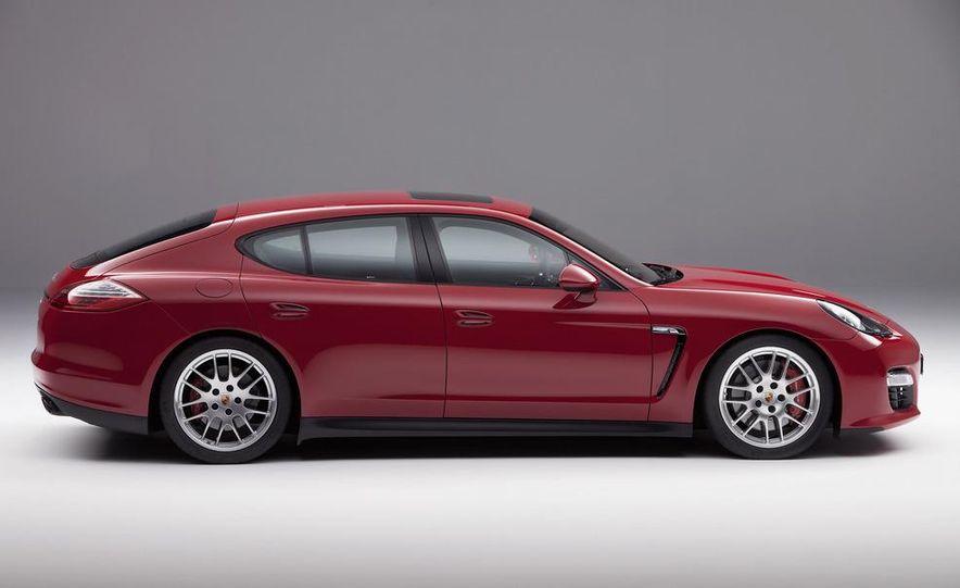 2013 Porsche Panamera GTS - Slide 19