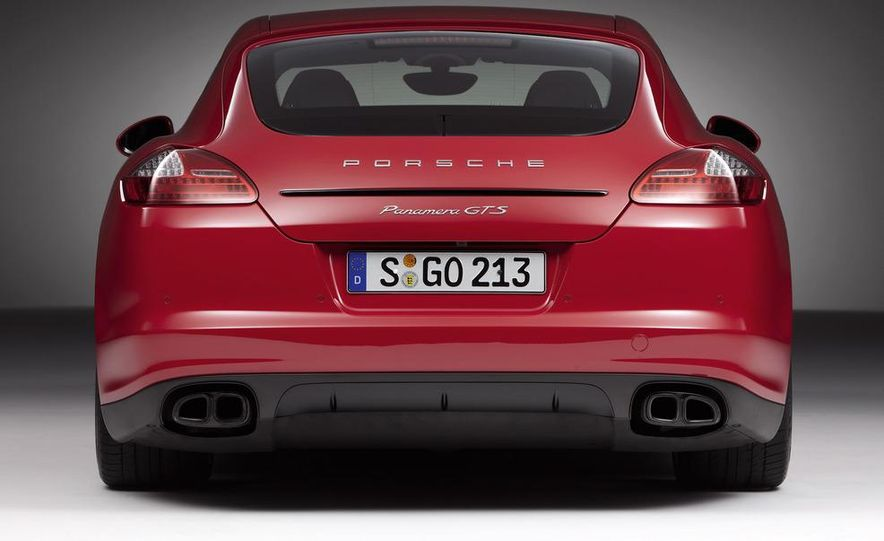 2013 Porsche Panamera GTS - Slide 21