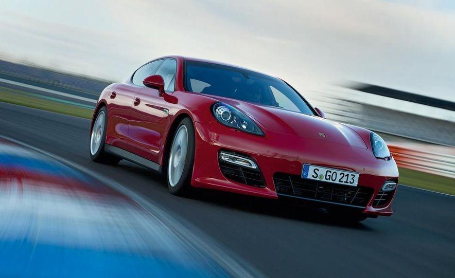 2013 Porsche Panamera GTS - Slide 23